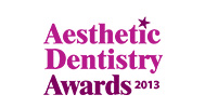 Aesthetic Dentistry Awards 2013