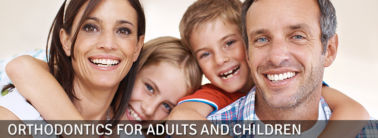 Orthodontics for Adult and children