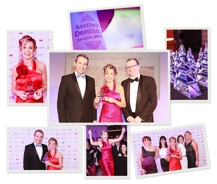 Aesthetic Dentistry Awards 2015