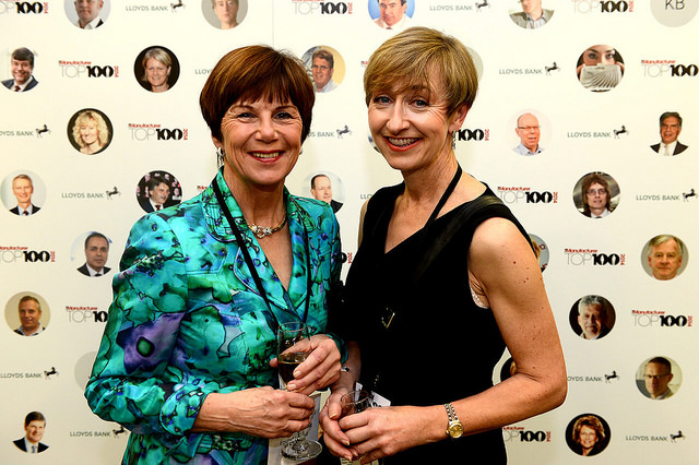 Margaret Wood at the Manufacturer Top 100 (1)