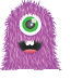 purple monseter