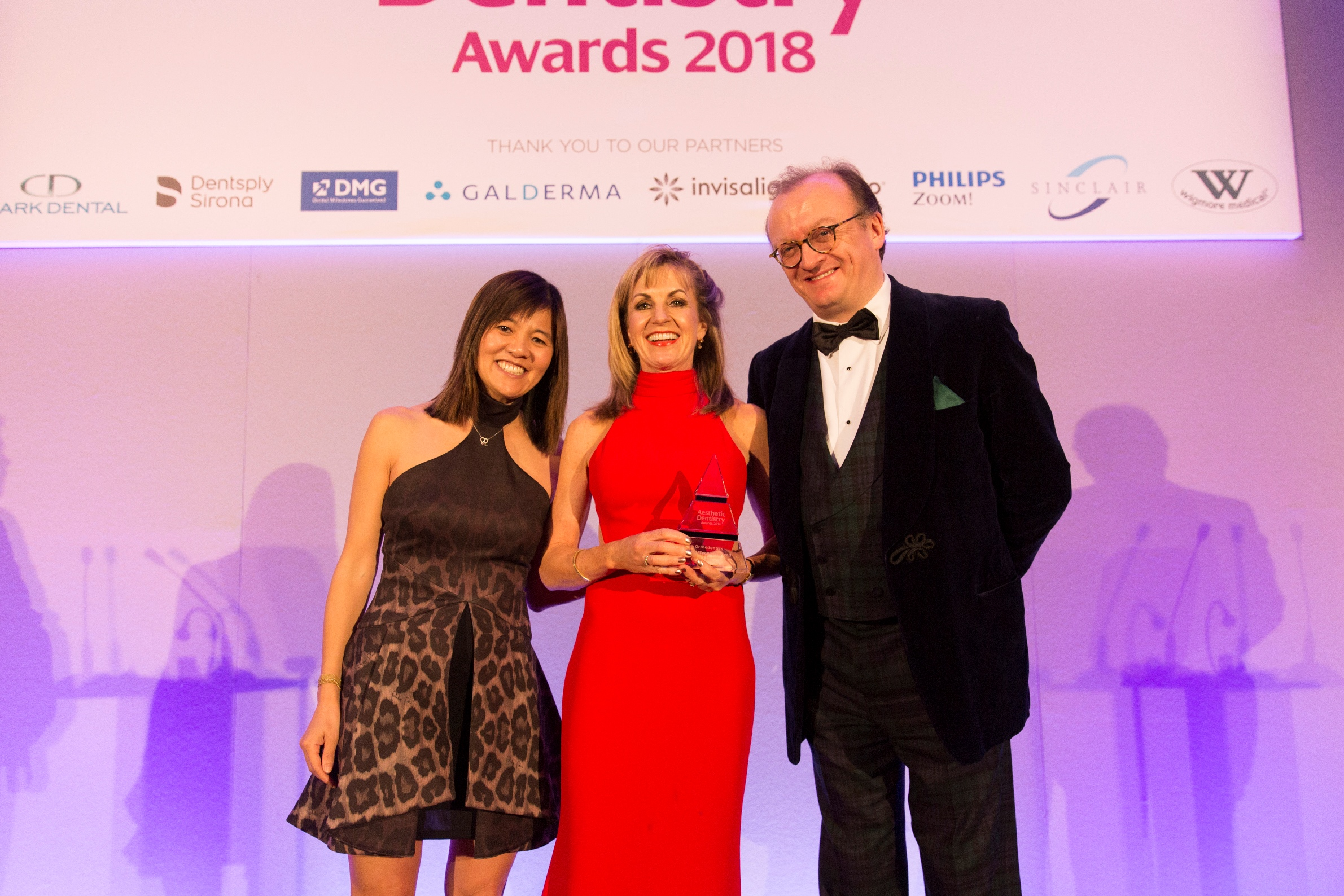 71cbb62a Wakefield orthodontist snaps up two top awards - St Michael's ...